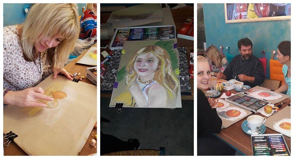 Workshop malování